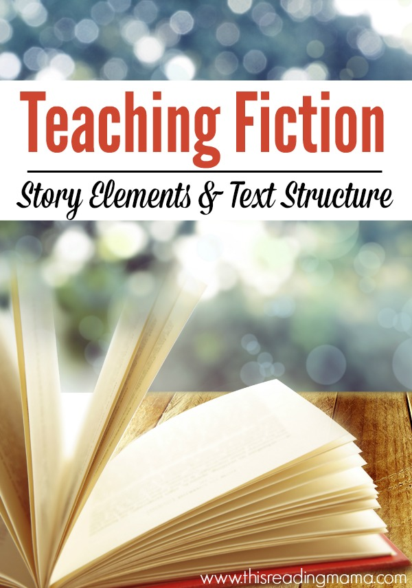 compare and contrast elements of fiction