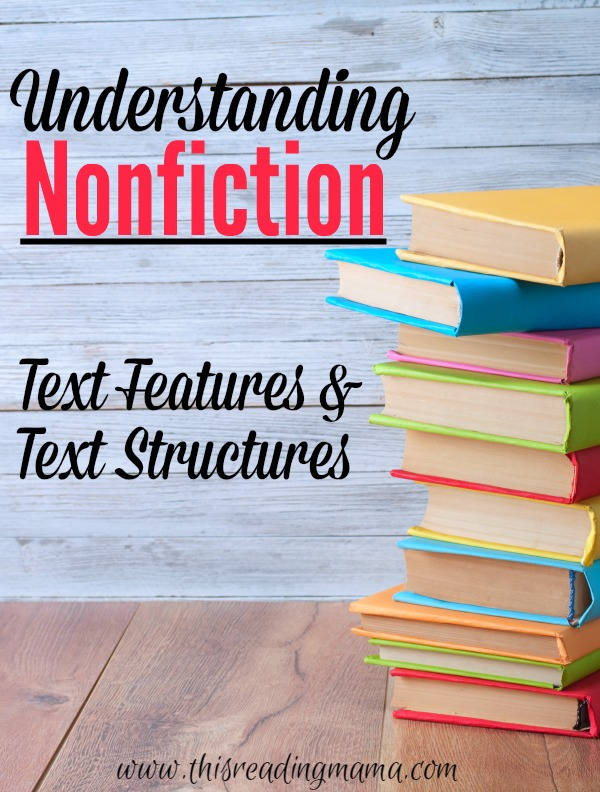 Non Fiction Text Structure on Non Fiction Text Structures