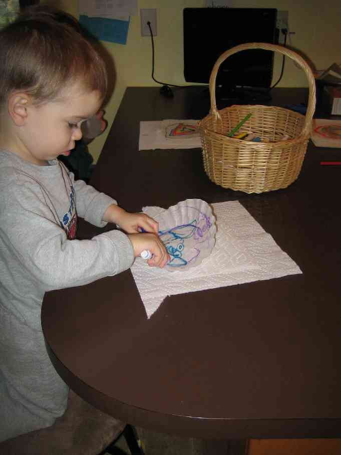 Craft Time: Fine Motor Skills Engaged