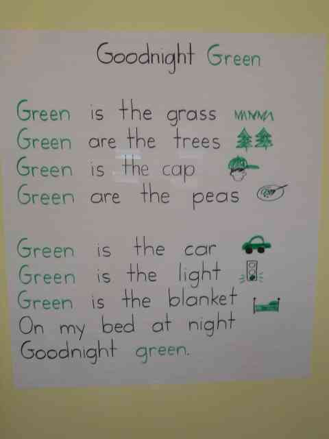 Goodnight Green