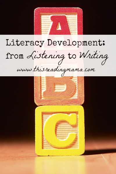 Literacy Development-From Listening to Writing