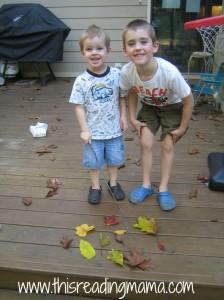 leaf scientists