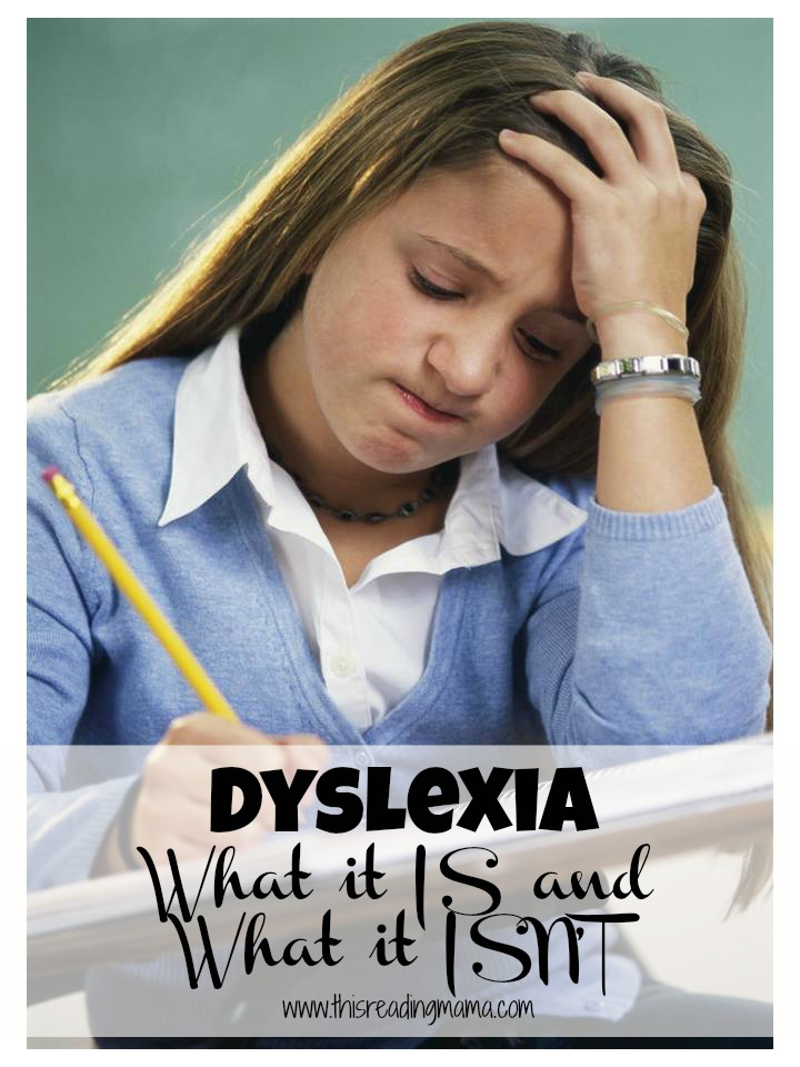 dyslexia-what it is and what it isnt