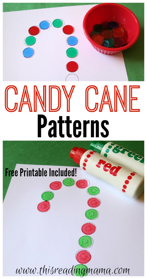 photograph about Printable Candy Cane titled Sweet Cane Behaviors - Absolutely free Printable