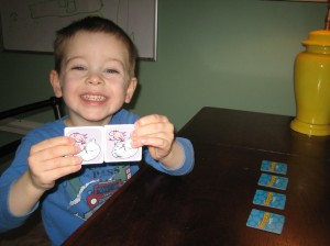 Dr. Seuss Memory Match Game
