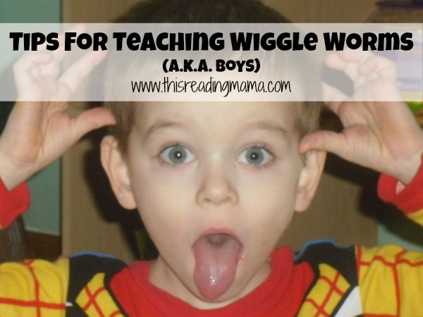 photo of Tips for Teaching Wiggle Words