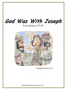 free Bible curriculum, Joseph