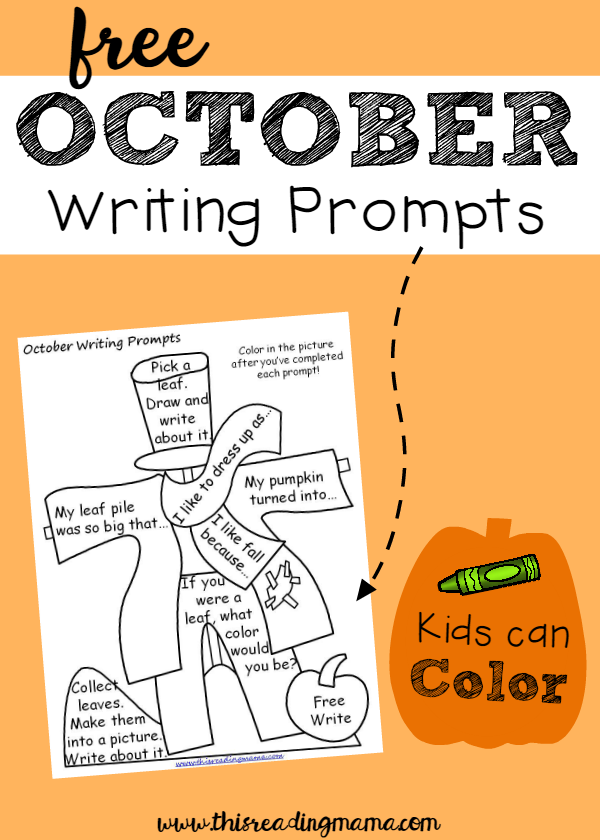 free writing prompts for kids Journal writing prompts: these high-interest prompts will encourage kids to describe, explain, persuade, and narrate features looping animations.