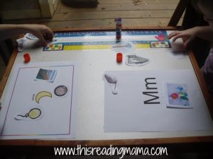 cut and paste activities