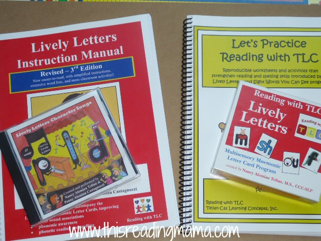 Lively Letters {review}