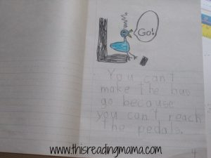 persuasive writing and illustrations