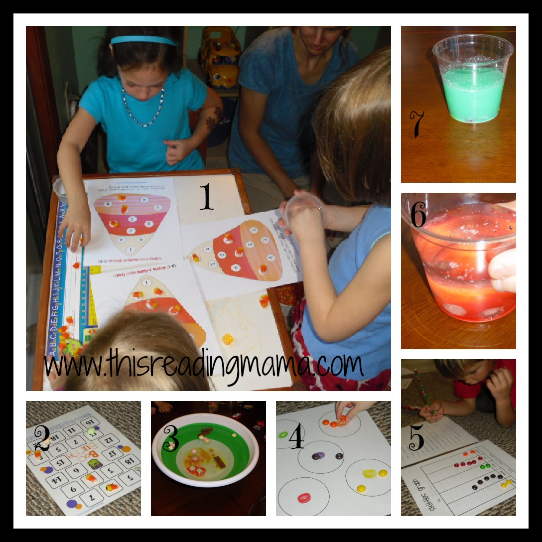 25+ Ways to Learn with Candy