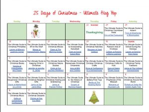 25 Days of Christmas with iHN