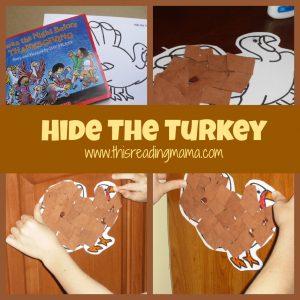 Hide the Turkey