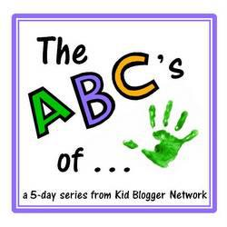 Kid Blogger Network ABCs of Button