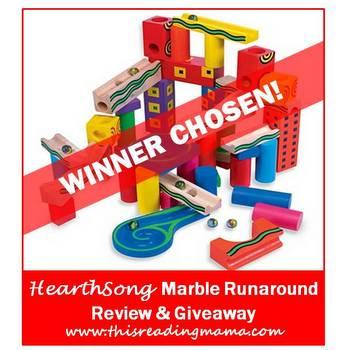 HearthSong Marble Runaround-Winner