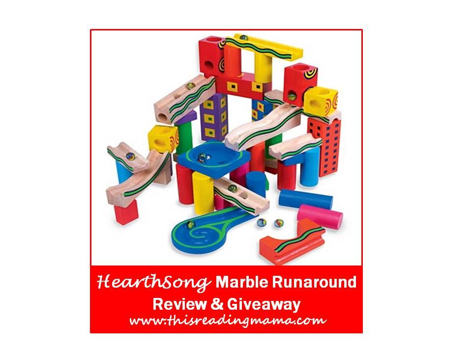 HearthSong Marble Runaround