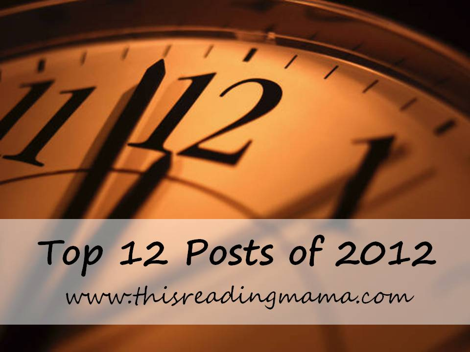 photo of Top 12 Posts of 2012