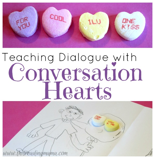 Teaching Dialogue with Conversation Hearts - square