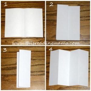 Folding Paper for Paper Dolls