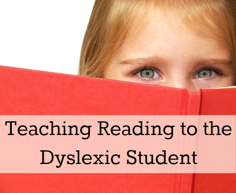 photo of Teaching Reading to the Dyslexic Student | This Reading Mama {Guest Post by Marianne Sunderland}