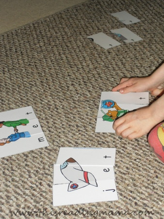 photo of ET Family Word Puzzles | This Reading Mama