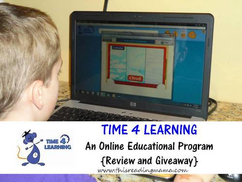 photo of Time 4 Learning: An Online Educational Program {Review and Giveaway} | This Reading Mama