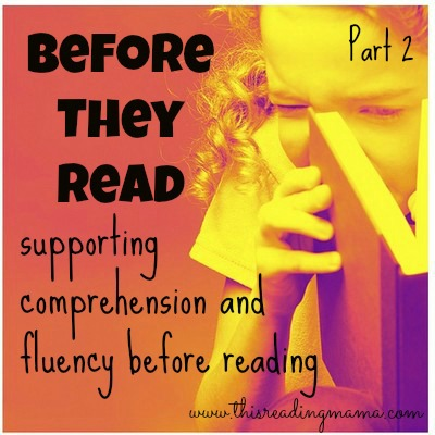 Before They Read {Part 2}: Introducing New Words | This Reading Mama