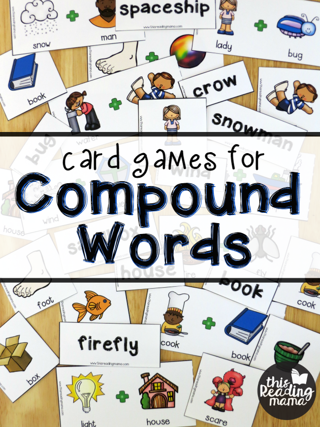 photograph regarding Printable Compound Word Games named Cost-free Substance Phrases Pack