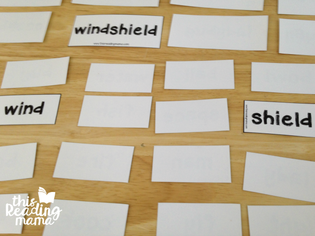 photograph about Printable Compound Word Games known as Cost-free Material Text Pack