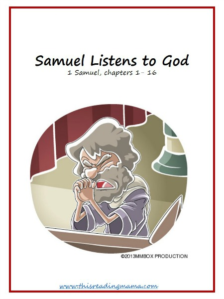 Samuel Listens to God (Phonics by The Book) | This Reading Mama