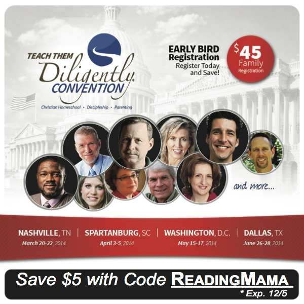 Graphic for Discount Codes-Reading mama