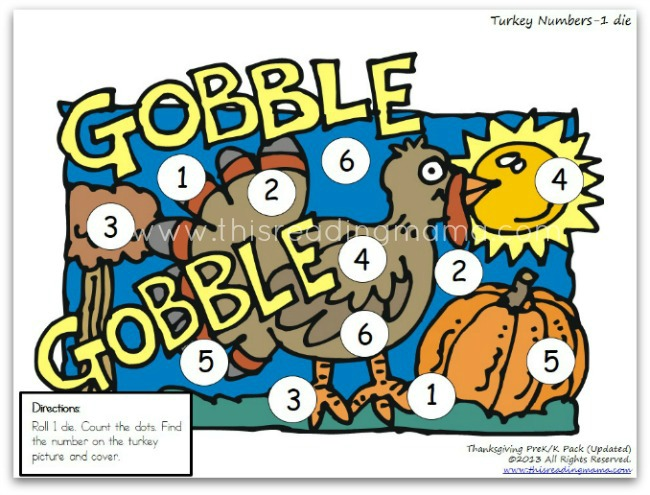 100 Thanksgiving Worksheets For Preschoolers