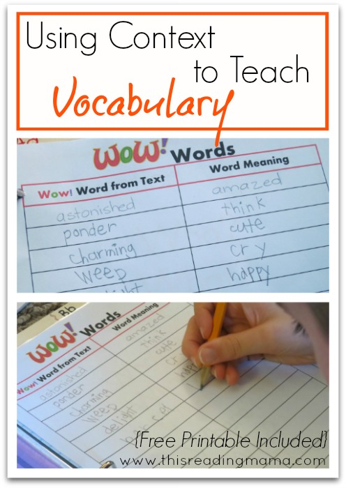 Image Led Teach Vocabulary Words Step 18