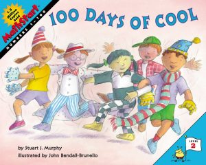 100 Days of Cool by Stewart J. Murphy ~ Read Alouds for the 100th Day of School | This Reading Mama