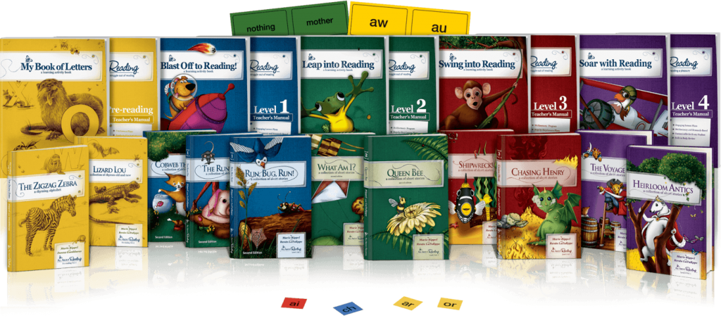 All About Reading Homeschool Curriculum