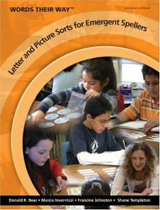 Letter and Picture Sorts for Emergent Spellers