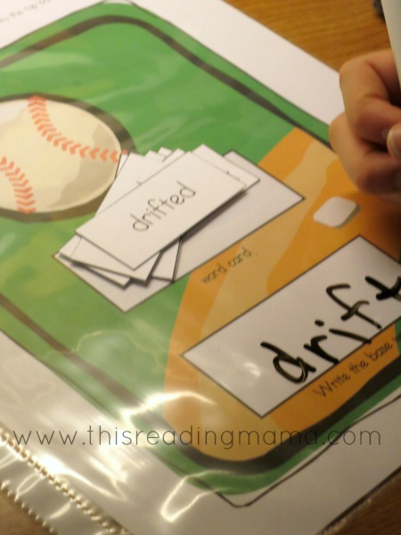 finding and writng the base word in words | This Reading Mama