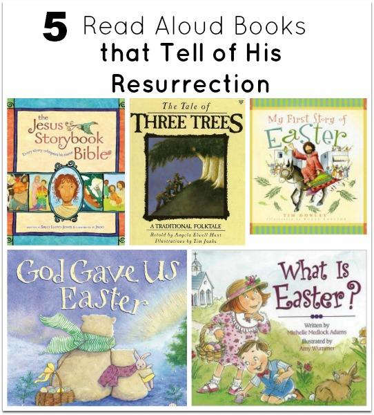 5 resurrection books