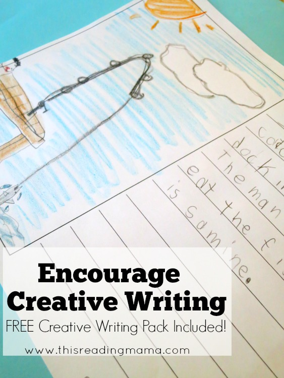 Encourage Creative Writing with Wiggle Writing and MORE - This Reading Mama