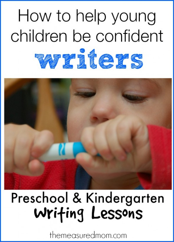 how to help young children be confident writers (1)