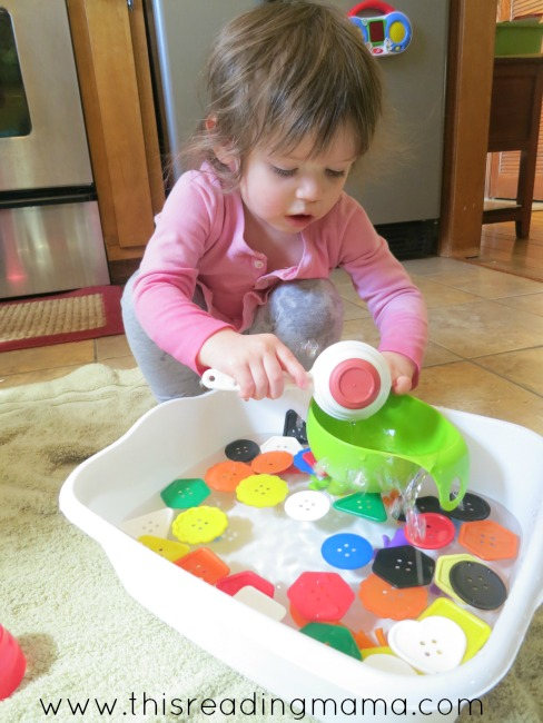 20 Simple Toddler Activities