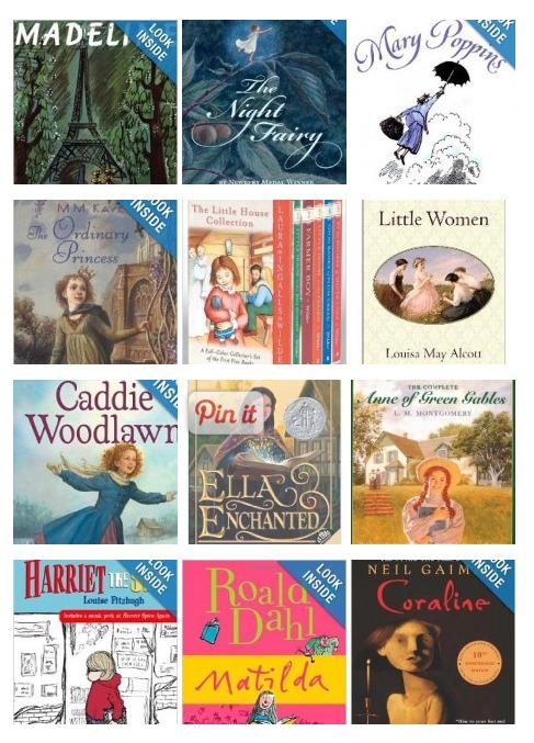 girl chapter books