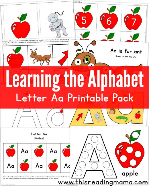 picture regarding Printable Abc titled Cost-free ABC Printable Packs Studying the Alphabet