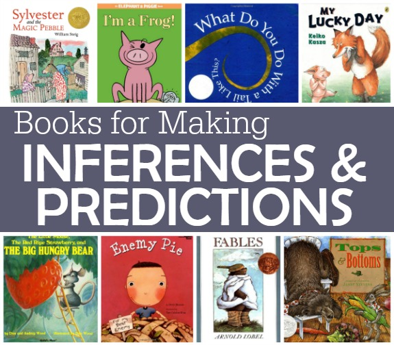 Books for Making Inferences and Predictions