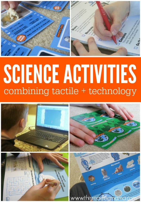 Science Activities for Kids - Junior Explorers Online Subscription | Review by This Reading Mama