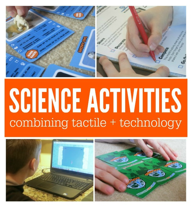 Science Activities for Kids with Junior Explorer