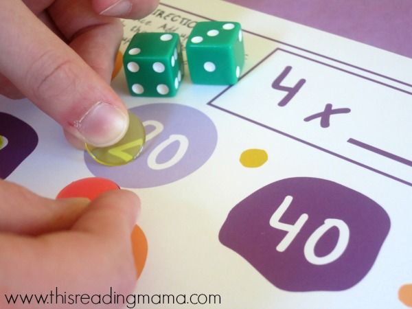 bumping another player on the multiplication games