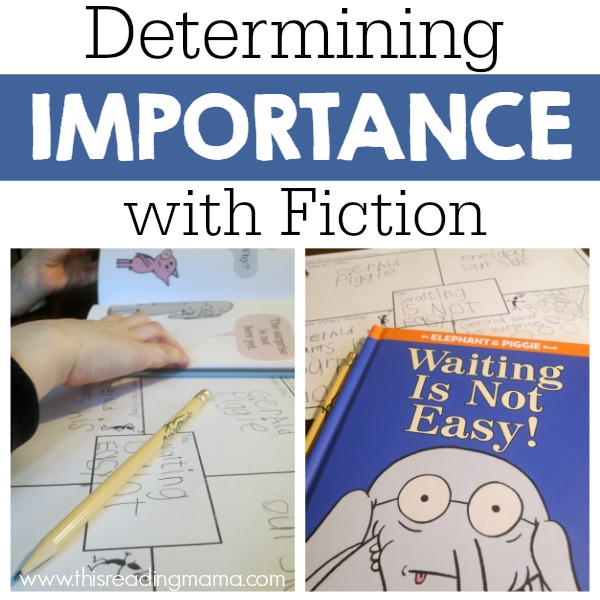 Determining Importance with Fiction