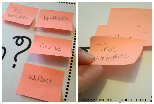 teaching kids how to collapse lists before summarizing